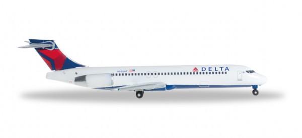HERPA 528733 Delta Air Lines Boeing 717