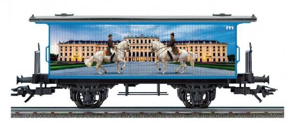 Märklin W048281 Güterwagen Schloß Schönbrunn