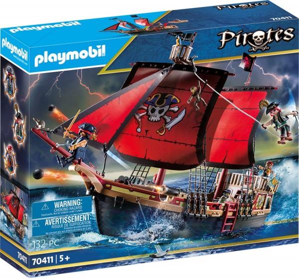 PLAYMOBIL® 70411 Totenkopf-Kampfschiff