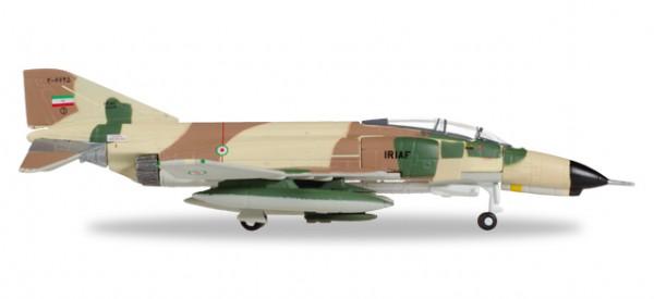 HERPA 555050 IRIAF (Islamic Republic of Iran AF) McDonnell Douglas F-4E Phantom II - 61st TFW, 6th