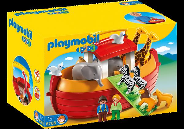 PLAYMOBIL® 6765 Mitnehm-Arche Noah