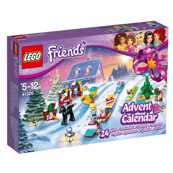 LEGO® Friends 41326 Adventskalender 2017
