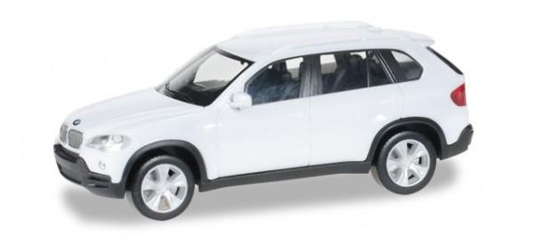 HERPA 023696-002 BMW X5™, weiß