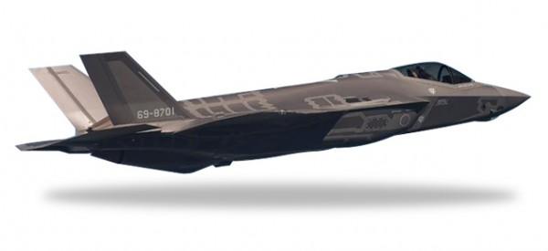 HERPA 558426 Lockheed Martin F-35A Lightning II JASDF