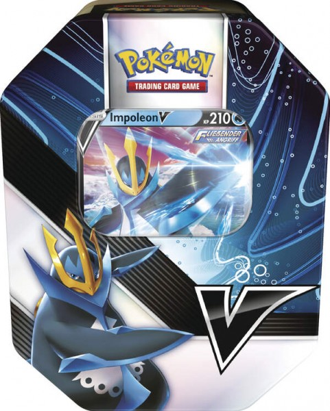 Pokémon 45313 Pokémon Summer V Tin 1