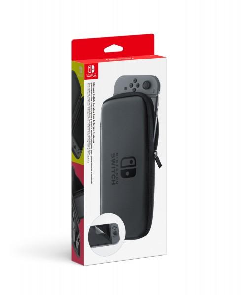 NINTENDO® 2510766 Nintendo Switch-Tasche & -Schutzfolie