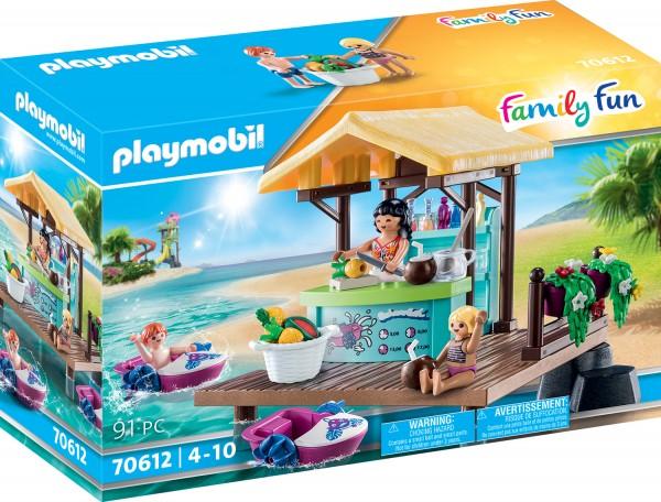 PLAYMOBIL® 70612 Paddleboot-Verleih mit Saftbar