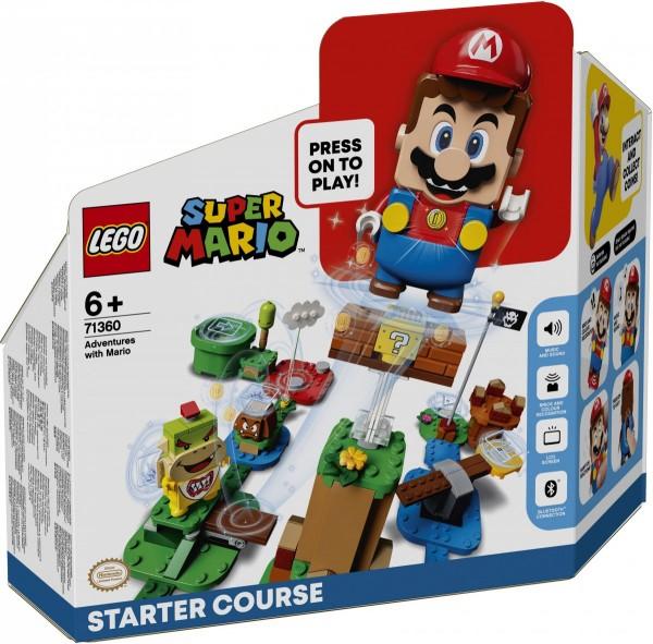 LEGO® Super Mario 71360 Abenteuer mit Mario # Starterset