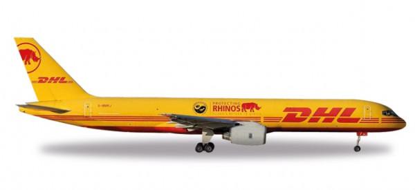 """HERPA 529976 Boeing 757-200F DHL Air """"Eliska's Return to Africa"""""""