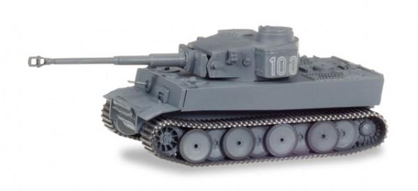 HERPA 745949 Panzerkampfwagen Tiger Ausf. H1, dekoriert, Russland (Nr. 100)
