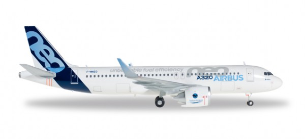 HERPA 557894 Airbus A320neo