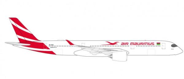 """HERPA 531184 Air Mauritius Airbus A350-900 - 3B-NBQ """"Pieter Both"""""""