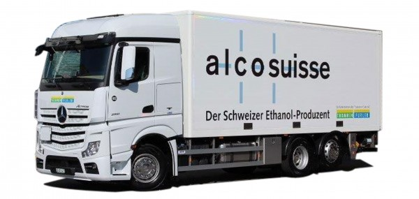 HERPA 936484 Mercedes Benz Actros Stream Space - Thommen Furler AG