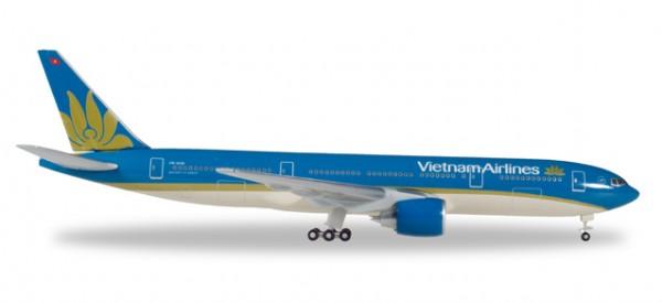 Herpa 530460 Vietnam Airlines Boeing 777-200 - VN-A146