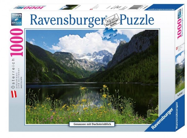 Ravensburger 89 344 7 Gosausee mit Dachstein