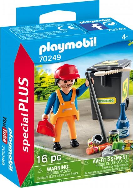 PLAYMOBIL® 70249 Straßenreiniger
