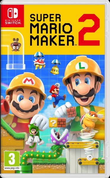 NINTENDO® 10002119 Super Mario Maker 2
