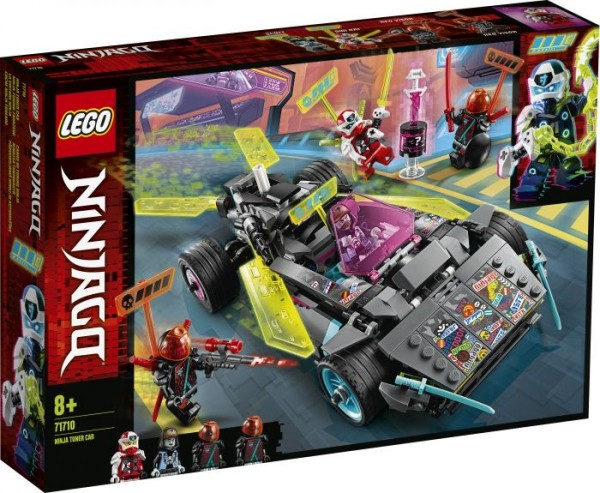 LEGO® NINJAGO 71710 Ninja-Tuning-Fahrzeug