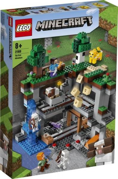LEGO® Minecraft# 21169 Das erste Abenteuer