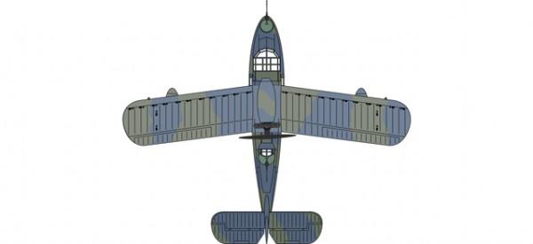 HERPA 8172SW002 Supermarine Seagull/Walrus RAF 276