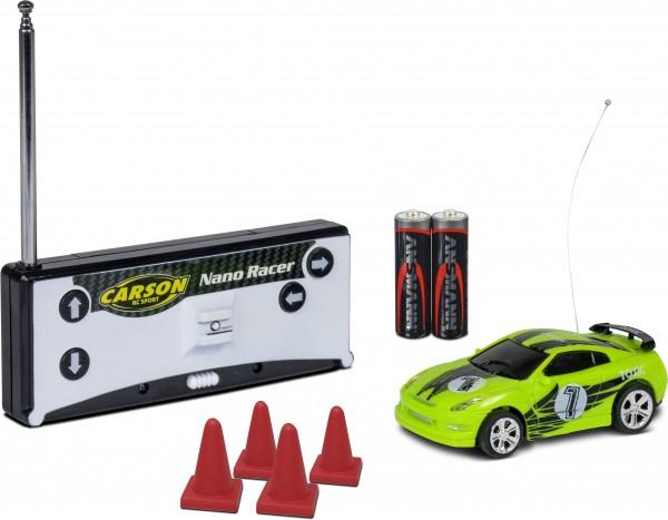CARSON 500709020 1:60 Nano Racer Toxid 27MHz 100% RTR