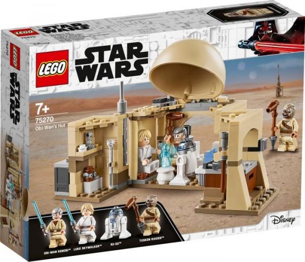 LEGO® Star Wars# 75270 Obi-Wans Hütte