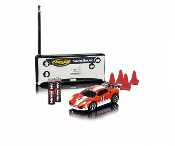 CARSON 500404112 1:60 Nano Racer Power Drift 40MHz 100% RTR