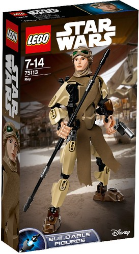 LEGO® Star WarsT 75113 Rey