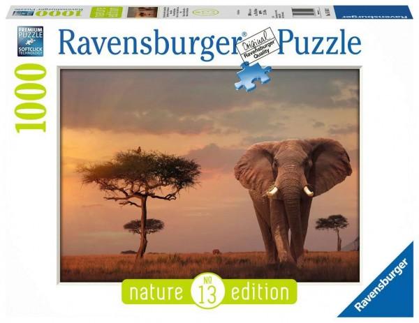 Ravensburger 15159 Elefant in Masai Mara National Park