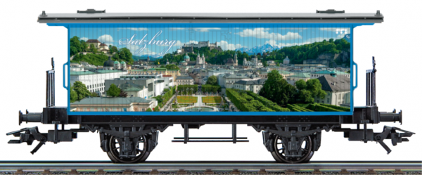 Märklin W048281.055 Güterwagen Salzburg