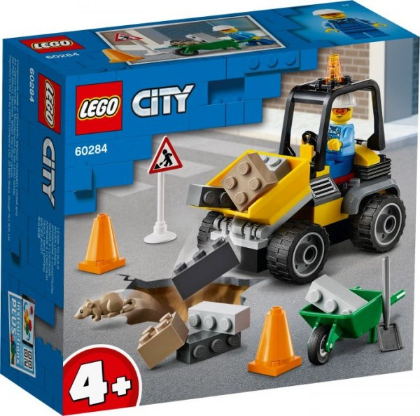 LEGO® City 60284 Baustellen-LKW