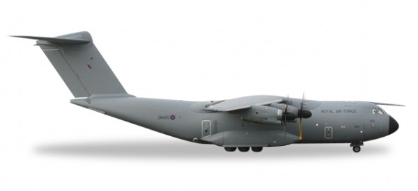 HERPA 529969 Airbus A400M Atlas Royal Air Force - No LXX Squadron