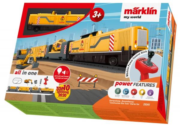 "Märklin 29341 my world - Startpackung ""Baustellenzug"""