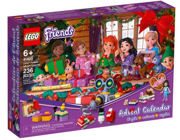 LEGO® Friends 41420 LEGO® Adventskalender 2020