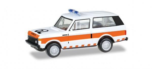 "HERPA 092944 Range Rover ""Politie Niederlande"""