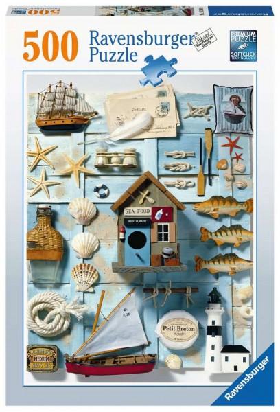 Ravensburger 16588 Maritimes Flair