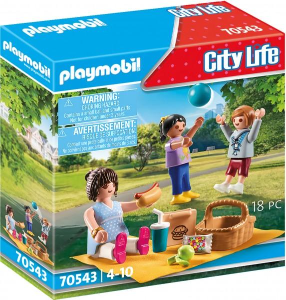 PLAYMOBIL® 70543 Picknick im Park