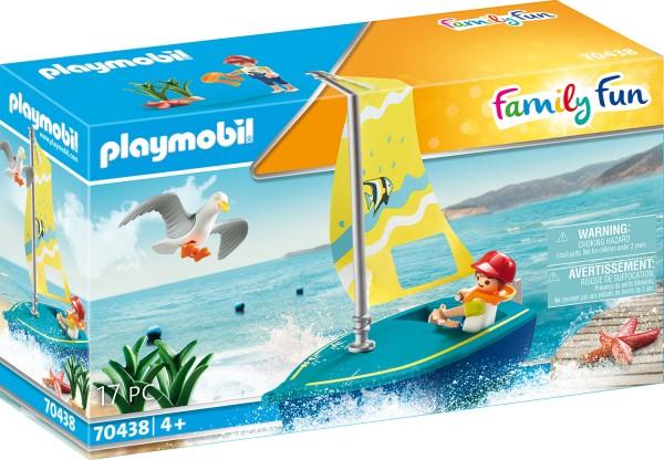 PLAYMOBIL® 70438 Segeljolle