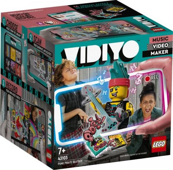 LEGO® VIDIYO 43103 Punk Pirate BeatBox