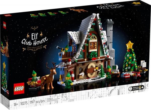 LEGO®, ELFEN-KLUBHAUS, CREATOR EXPERT, 10275
