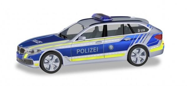 HERPA 094603 094603 BMW 5er Touring Polizei Bayern