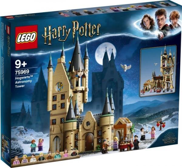 LEGO® Harry Potter# 75969 Astronomieturm auf Schloss Hogwarts
