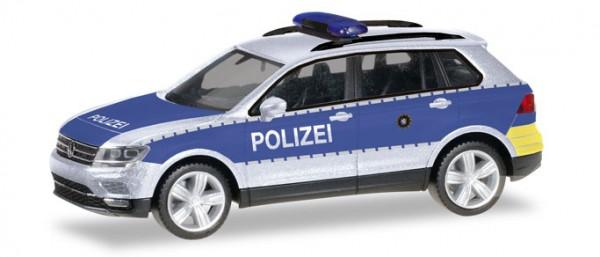 "HERPA 093613 VW Tiguan ""Polizei Wiesbaden"""