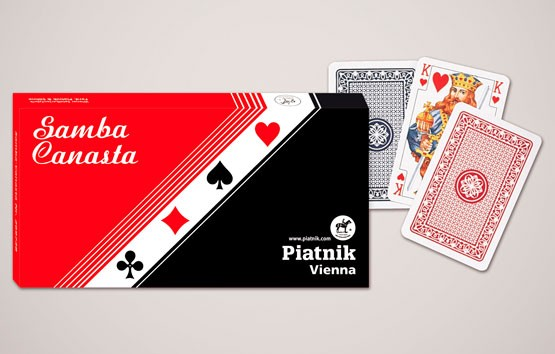 Piatnik 269738 Samba Canasta