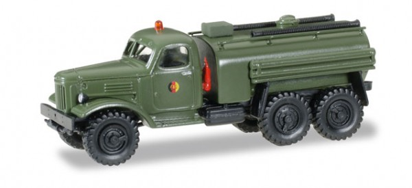 "HERPA 745765 ZIL 151 Tankfahrzeug ""NVA"""