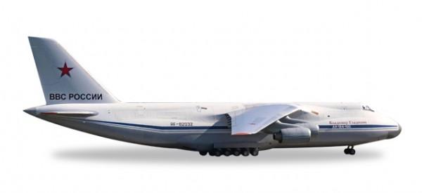 HERPA 530095 Antonov AN-124 Russian Air Force