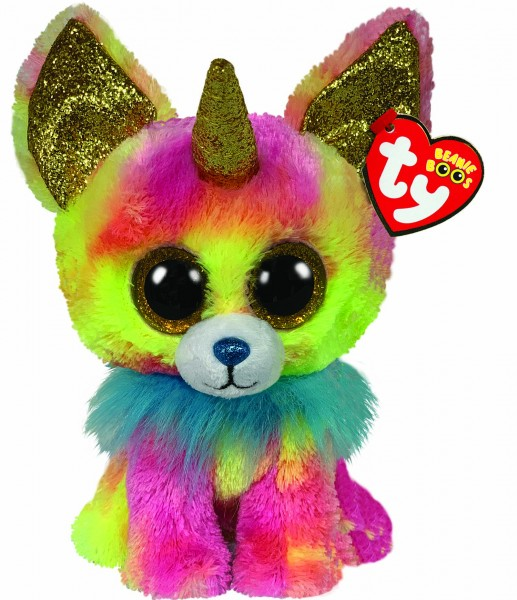 TY 36320 YIPS CHIHUAHUA W/HORN 15 cm