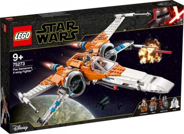 LEGO® Star Wars# 75273 Poe Damerons X-Wing Starfighter#