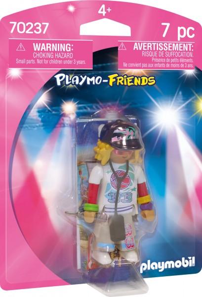 PLAYMOBIL® 70237 Playmo-Rapperin