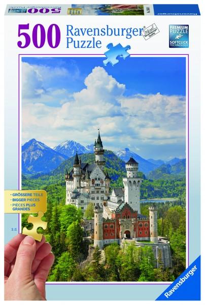 Ravensburger 13 681 0 Märchenhaftes Schloß